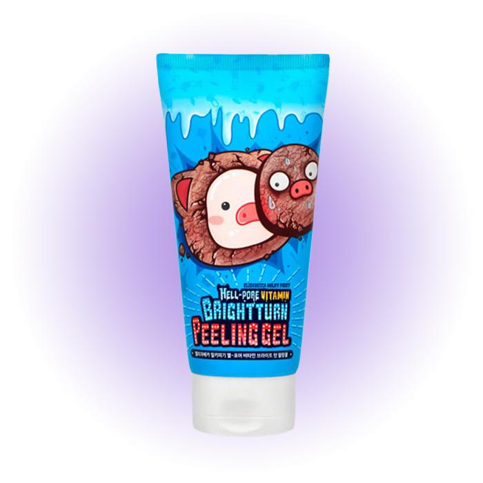 Витаминный пилинг-скатка Milky Piggy Hell Pore Vitamin Brightturn, Elizavecca