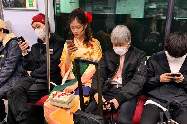 Япония во время пандемии коронавируса