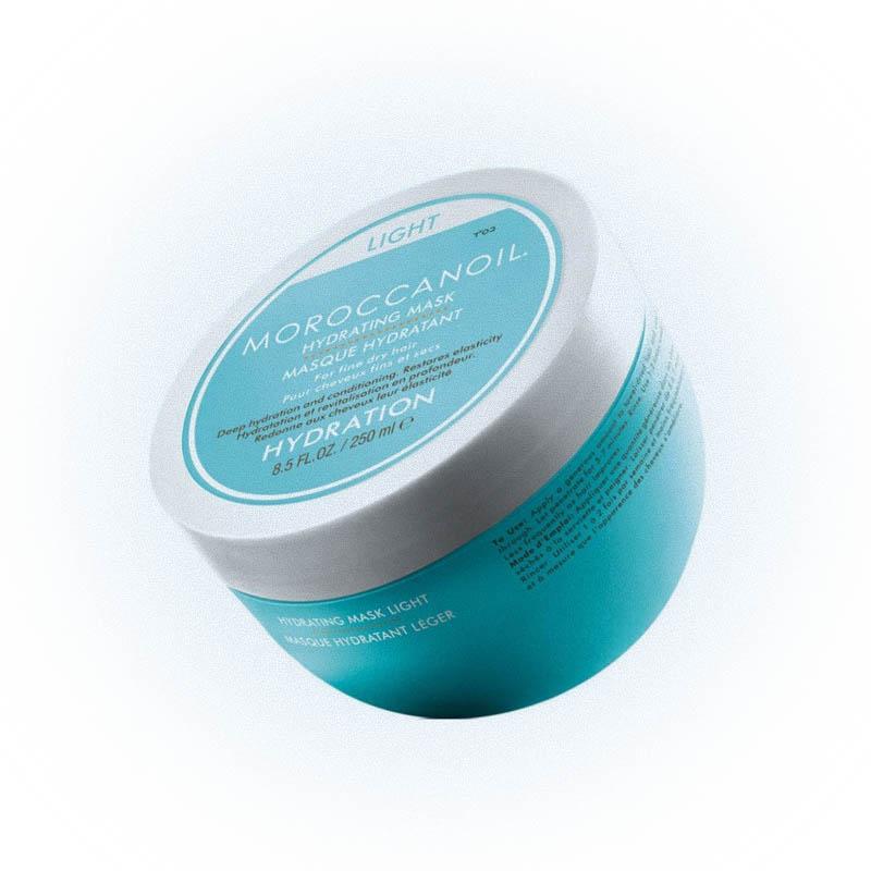 Маска для волос Weightless Hydrating Mask, Moroccanoil