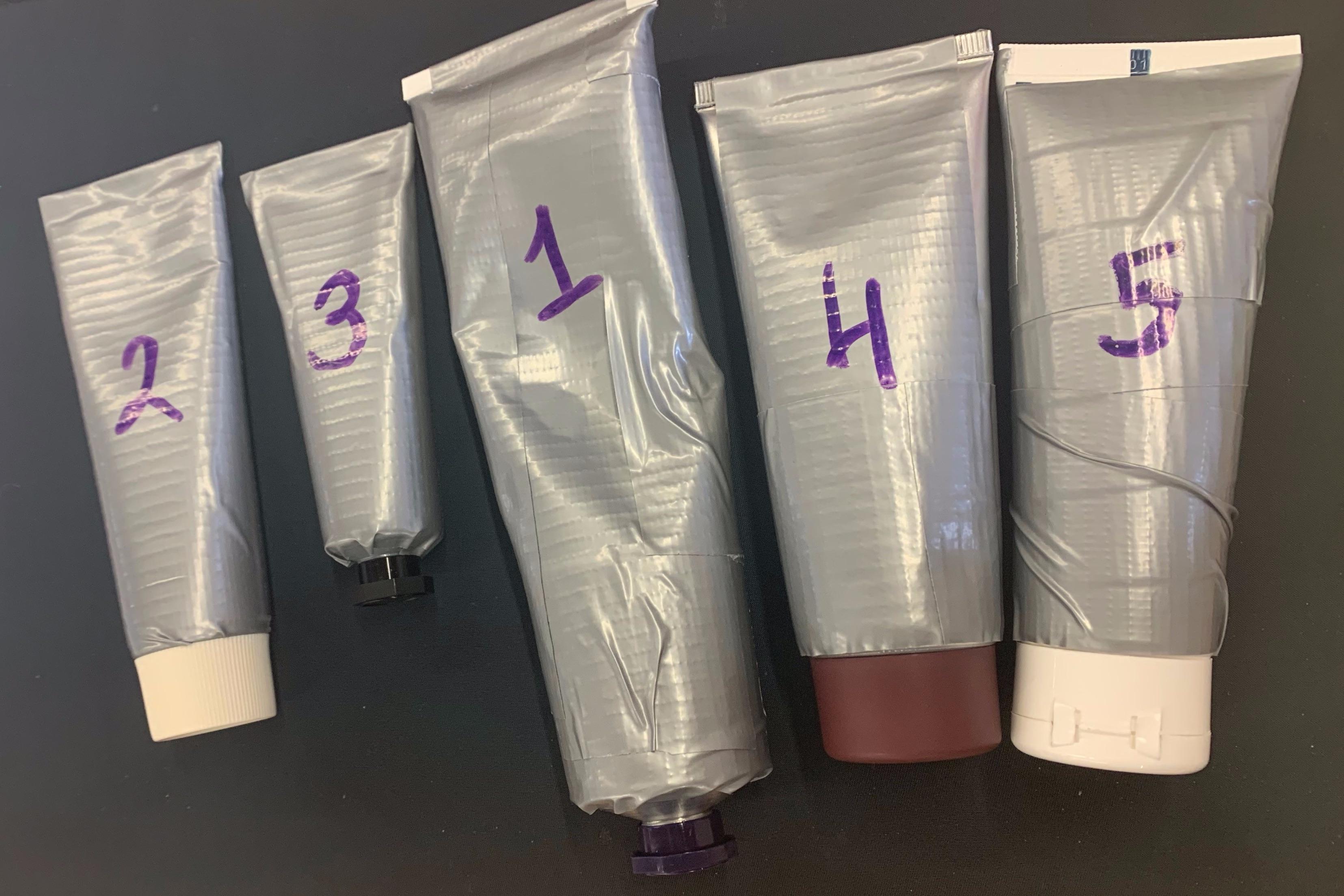 5 кремов для тестирования