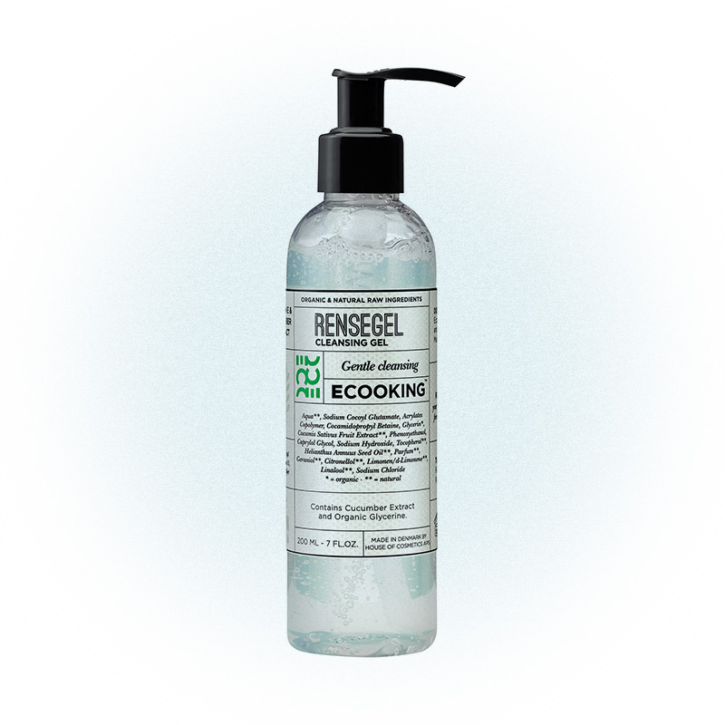 Гель Cleansing Gel, ECooking