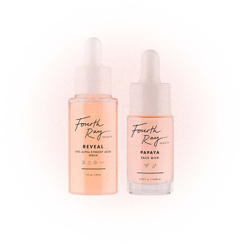 Продукты-парочки Renew Skin Refining Duo, Fourth Ray Beauty