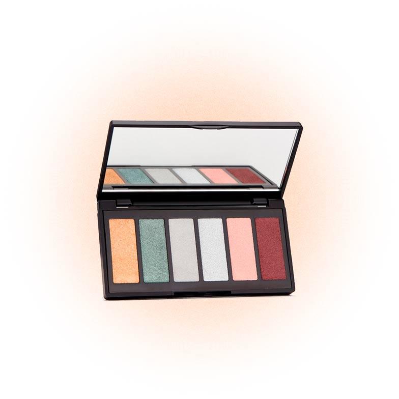 Палетка для дрэга The Eyeshadow Palette, 3INA
