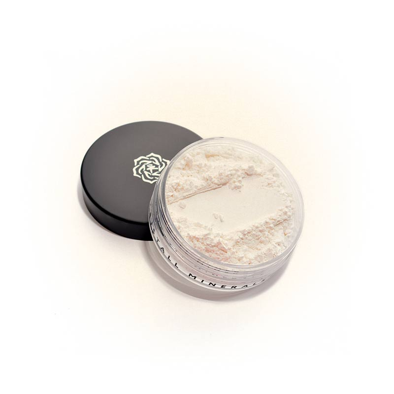 Прозрачная пудра с HD-эффектом, Kristall Minerals Cosmetics