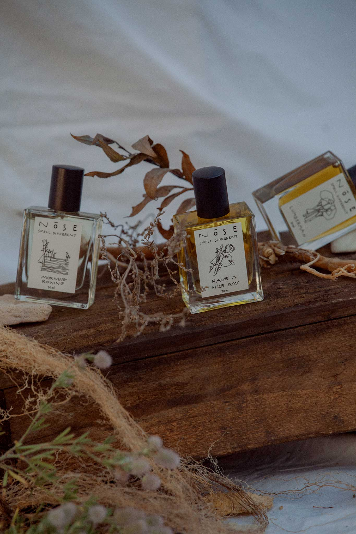 Духи Nose Perfumes