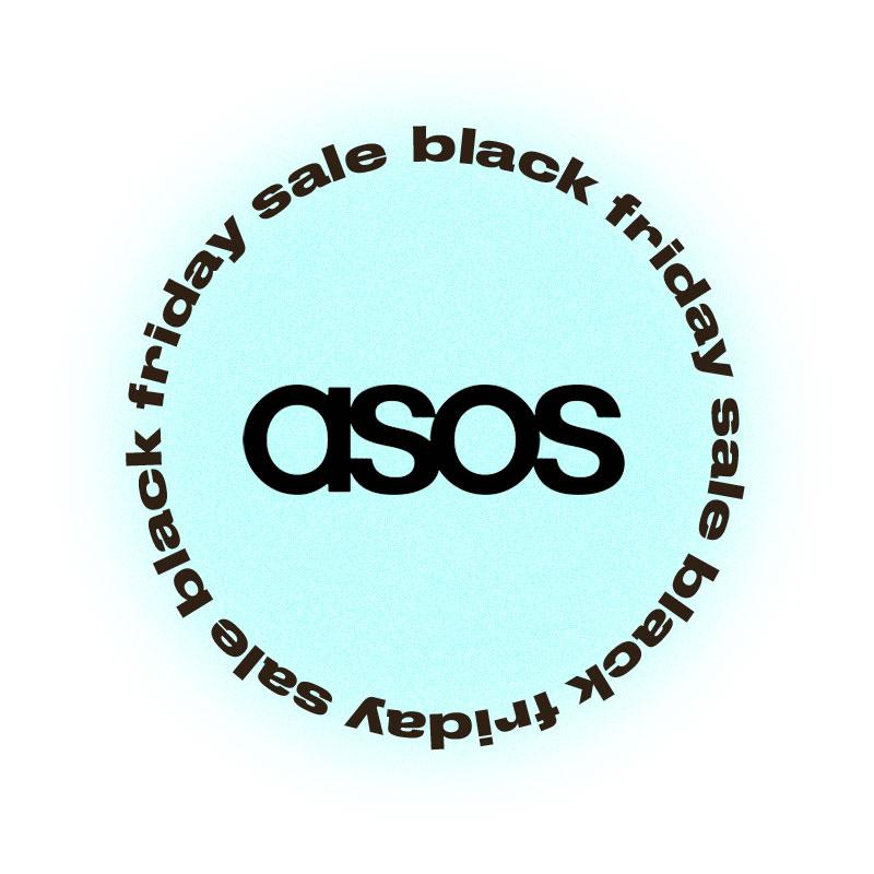 Черная пятница Asos