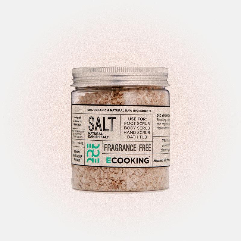 Морская соль для ванн, Ecooking