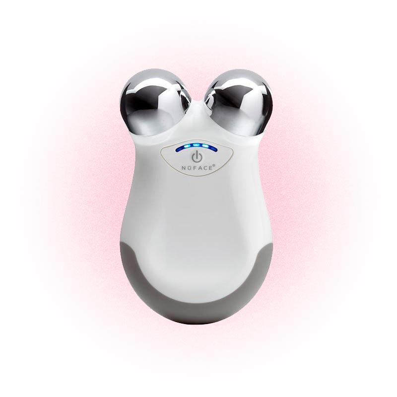 Устройство для повышения тонуса мышц лица и шеи Mini, NuFACE