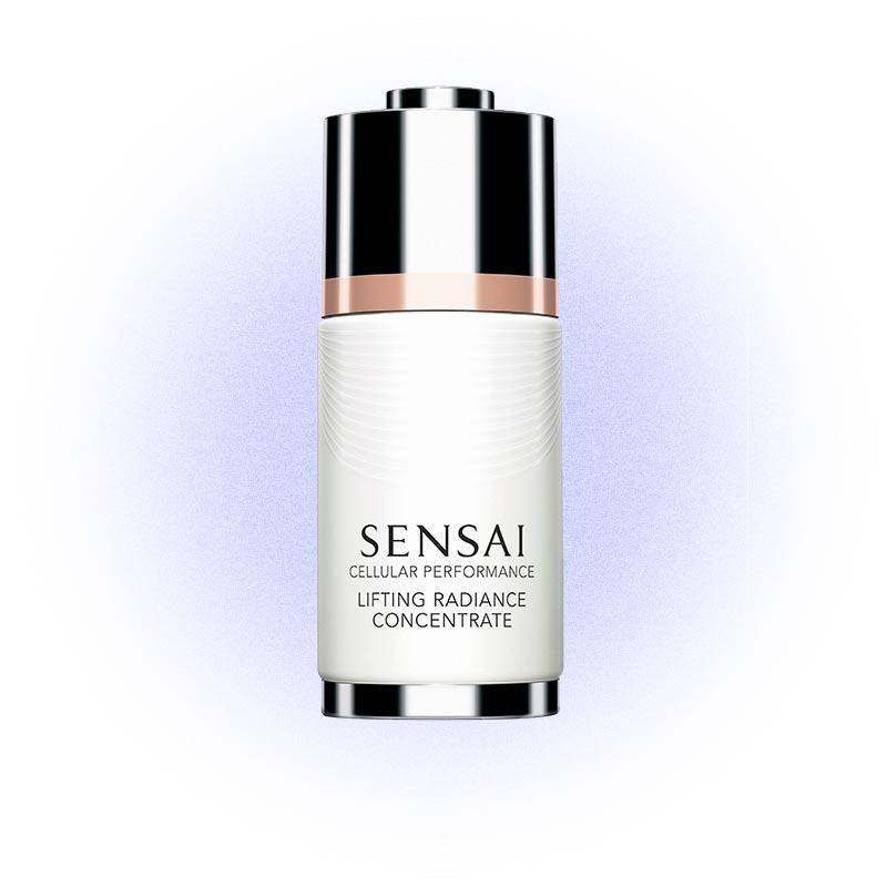 Лифтинг-концентрат с эффектом сияния Cellular Performance Lifting Radiance, Sensai