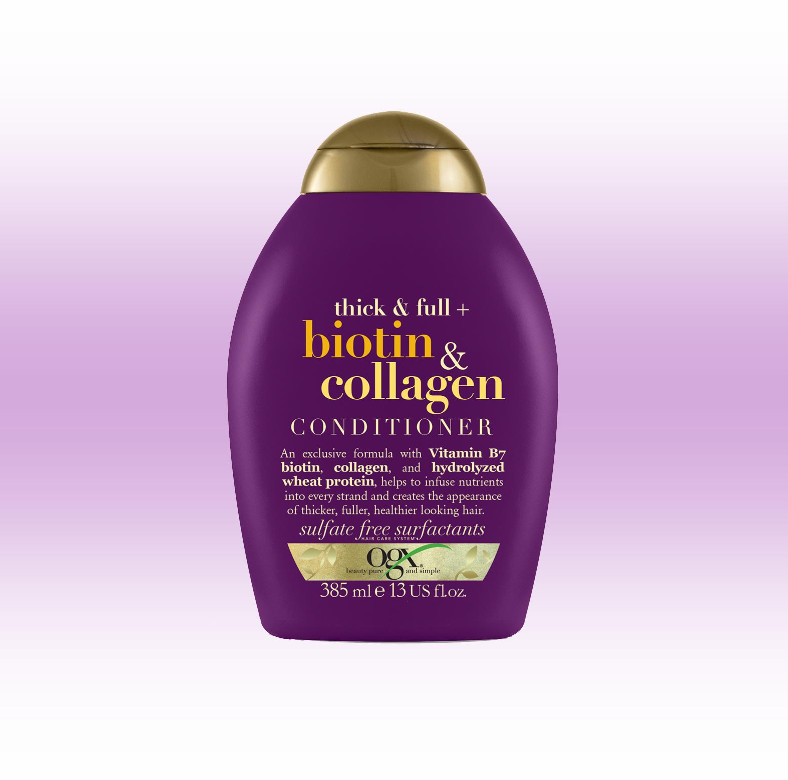 Кондиционер для волос Biotin & Collagen, OGX