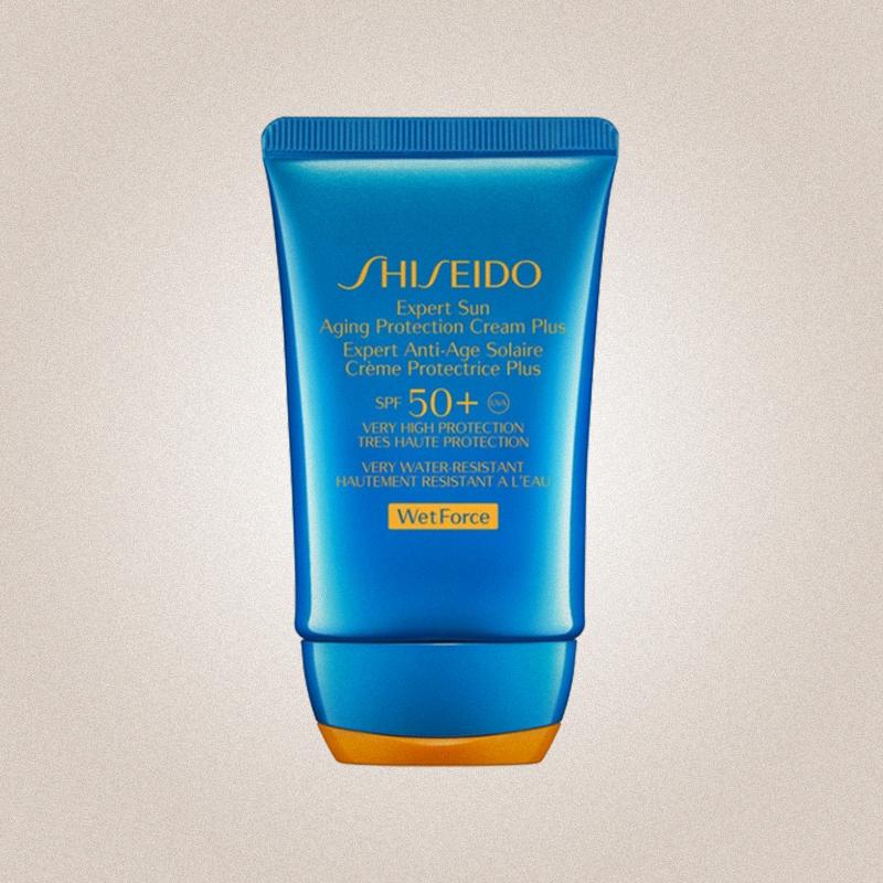 SHISEIDO expert sun protection cream SPF50