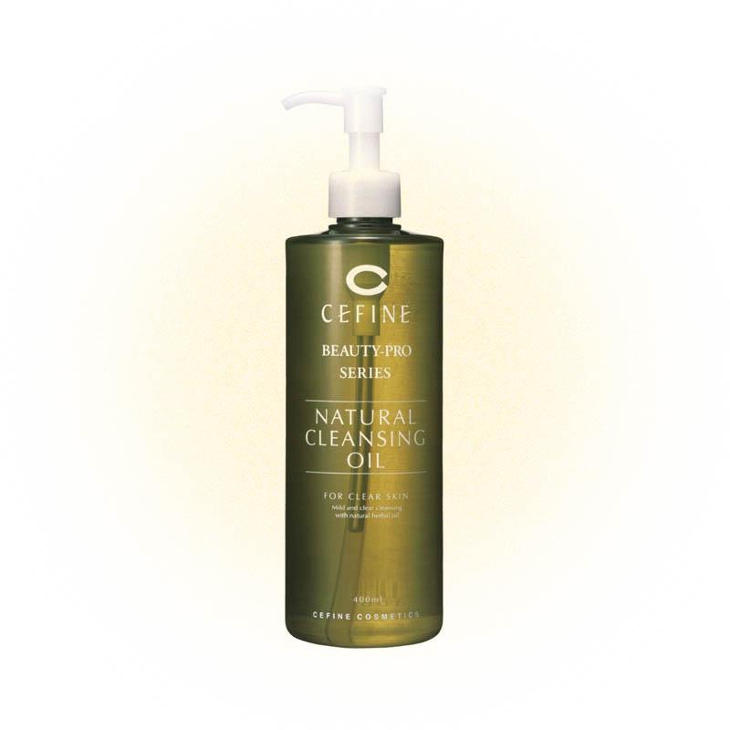 Очищающее питательное масло Natural Cleansing Oil, Cefine