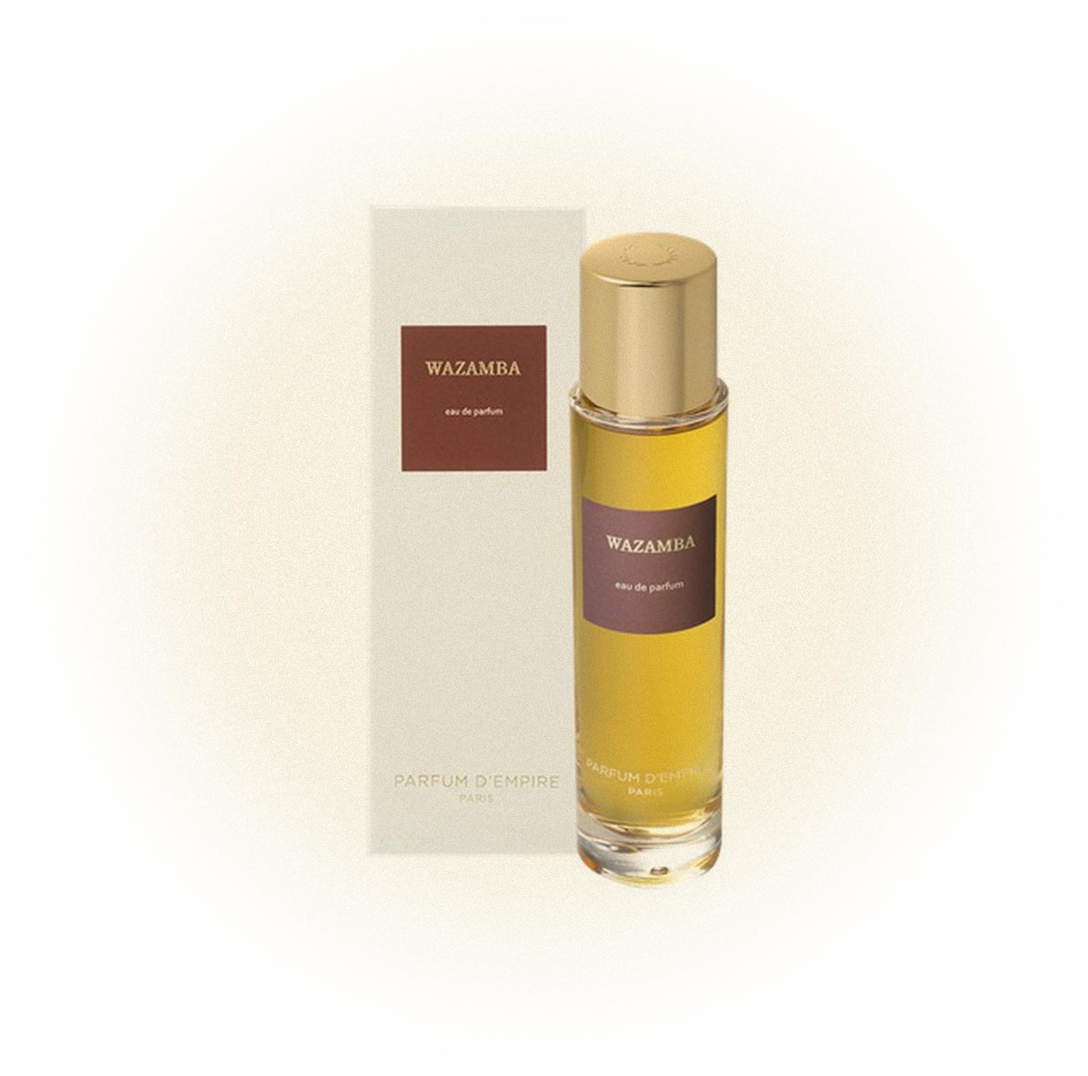 Wazamba, Parfum d'Empire