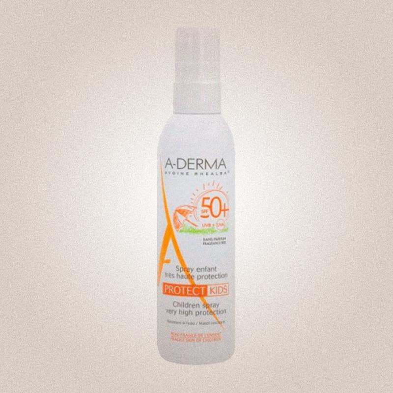 Детский солнцезащитный спрей Protect Kids SPF 50 UVA, A-Derma