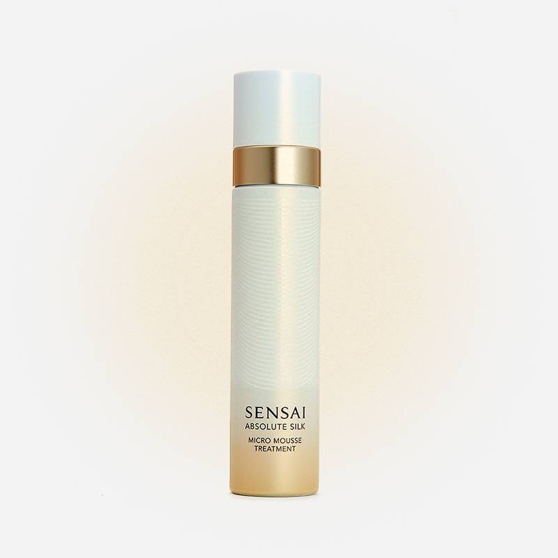 Мусс для лица Absolute Silk Micro Mousse Treatment, Sensai