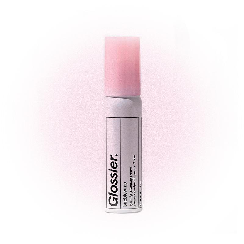 Крем 2 в 1 для губ и под глаза Bubblewrap Cream, Glossier