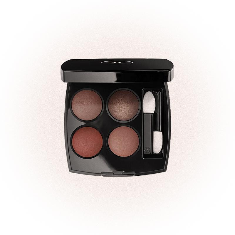 Тени Chanel Les 4 Ombres, оттенок Blurry Mauve