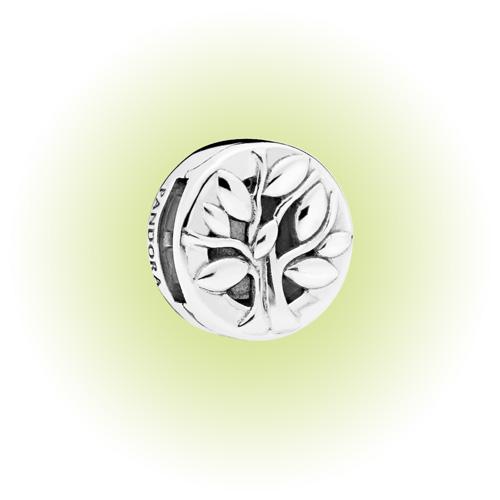 Клипса Reflexions «Дерево жизни», Pandora