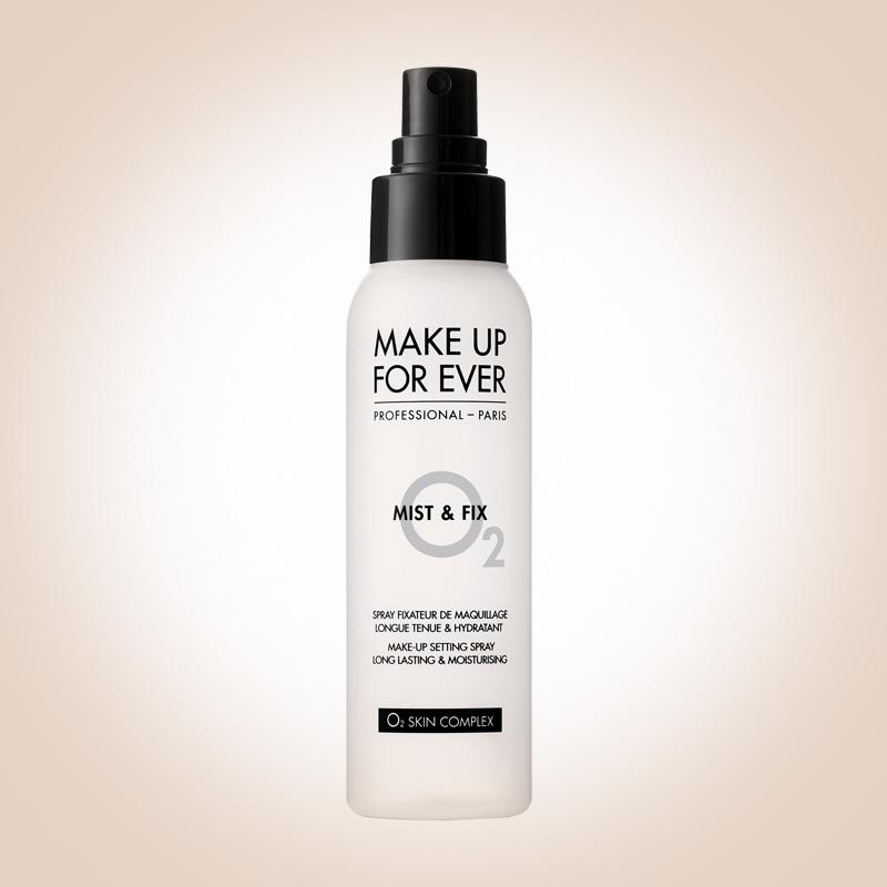 Фиксатор для макияжа лица и тела Mist & Fix Hydrating, Make Up For Ever