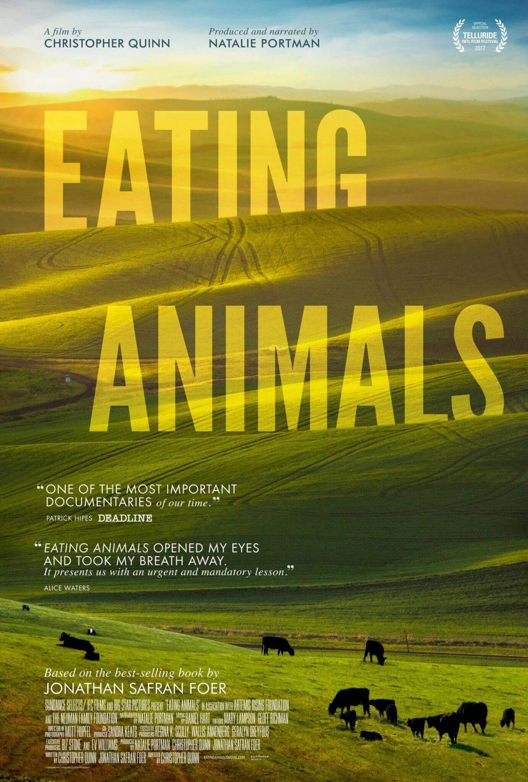 Поедание животных (Eating Animals), 2017