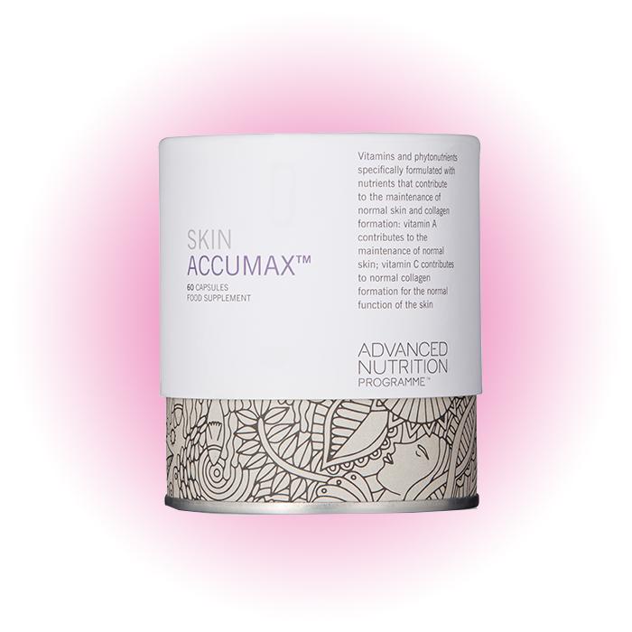 Бьюти-нутриенты Skin Accumax, Advanced Nutrition Programme