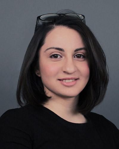 Ирен Шимшилашвили