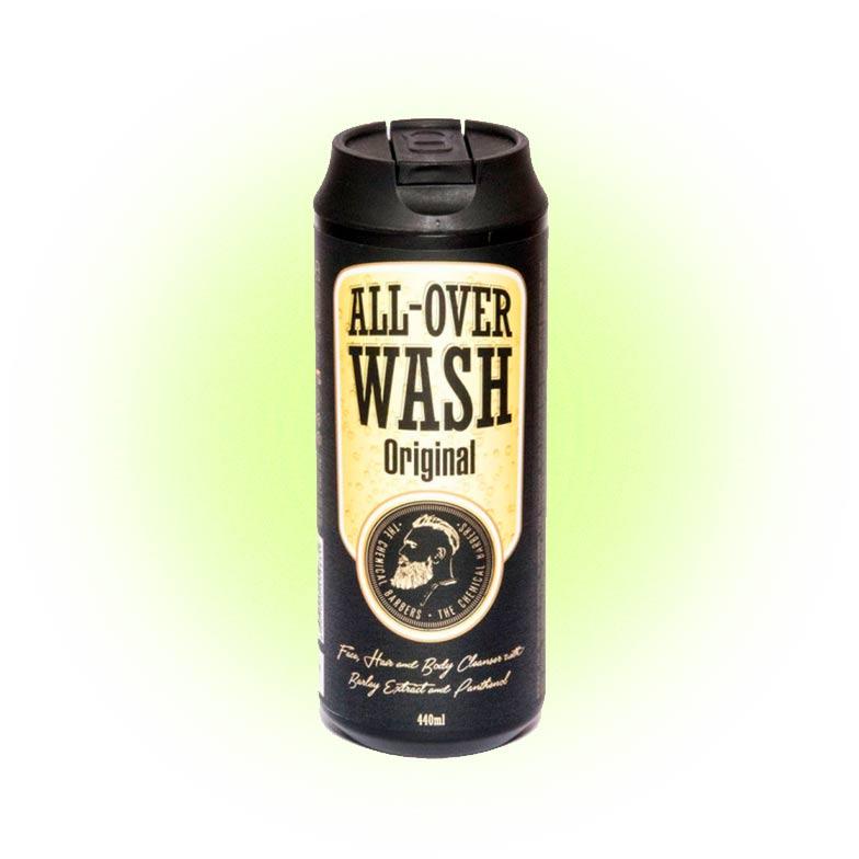 Очищающее средство 3 в 1 All-over Wash Original, Beer Shampoo