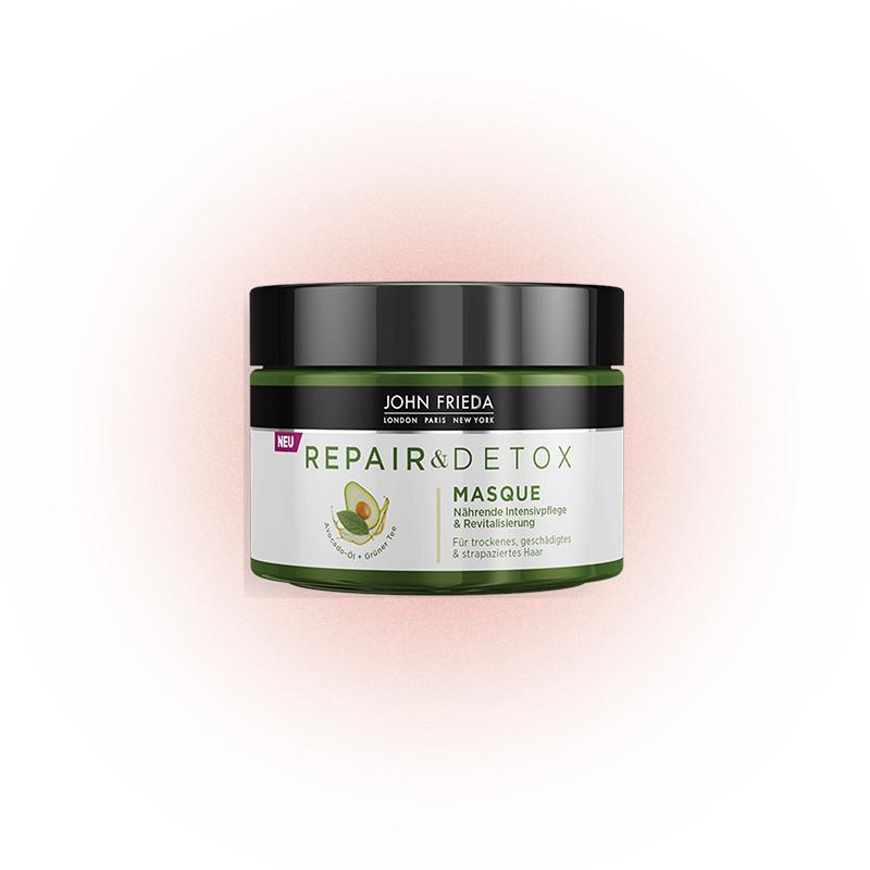 Маска для волос DETOX & REPAIR, JOHN FRIEDA
