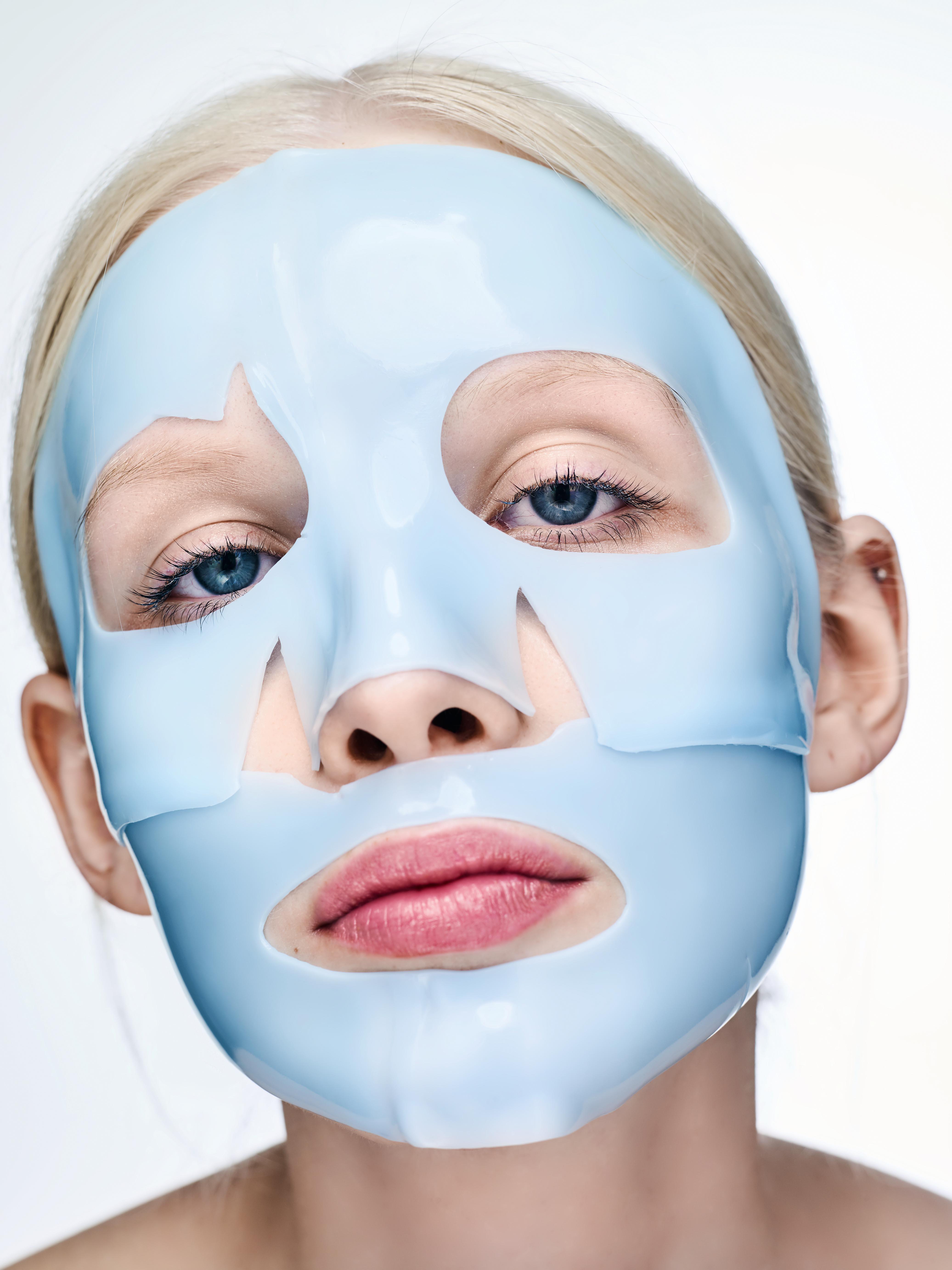 Моделирующая альгинатная маска «Мания увлажнения» Rubber Mask Moist Lover, Dr. Jart+