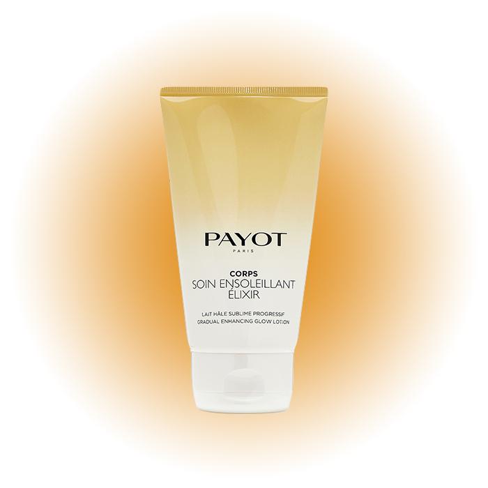 Лосьон-автозагар для тела Corps Soin Ensoleillant Elixir, Payot
