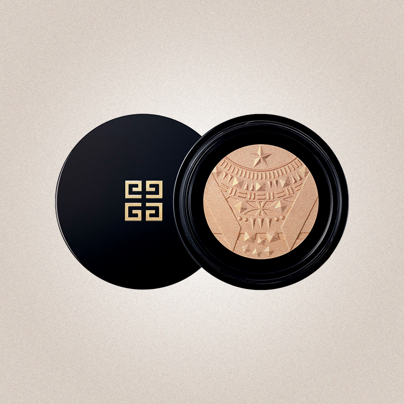 African Light Bouncy Highliter Cooling Jelly Glow, Givenchy