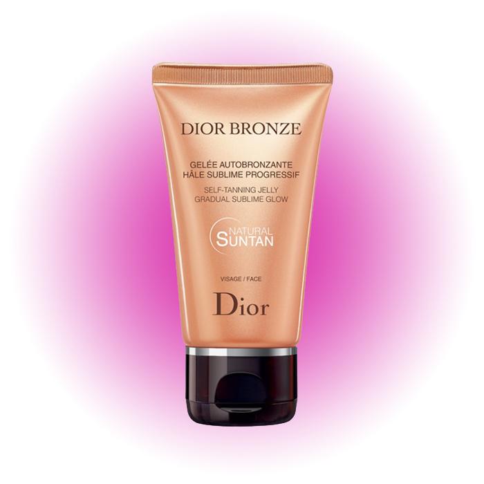 Автозагар для лица Dior Bronze, Dior