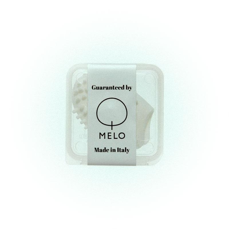 Отбеливающая щетка-напальчник Iko Whitening, Melo