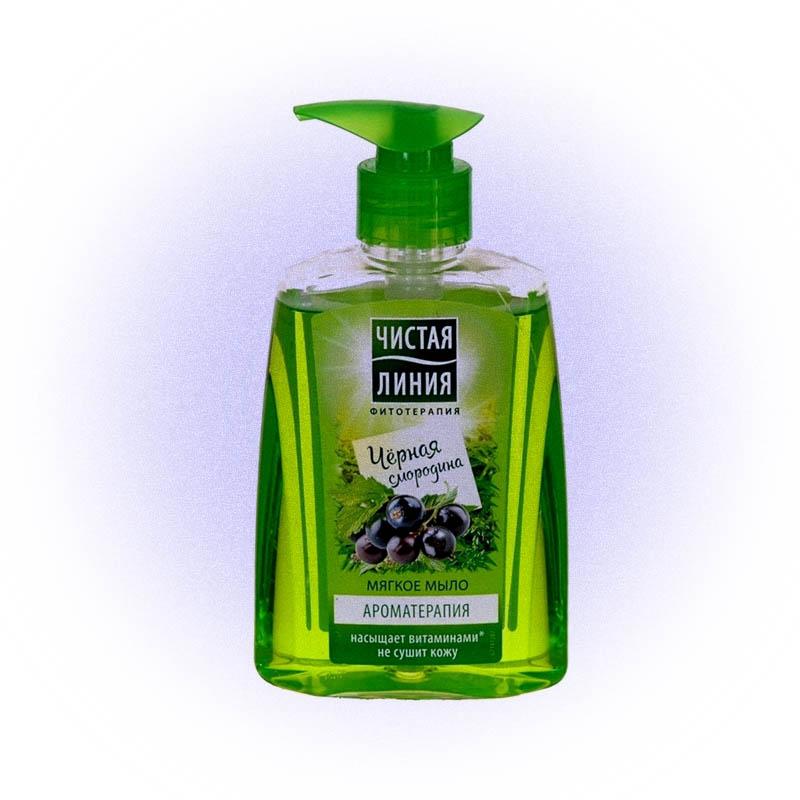 Жидкое мыло «Чистая линия»